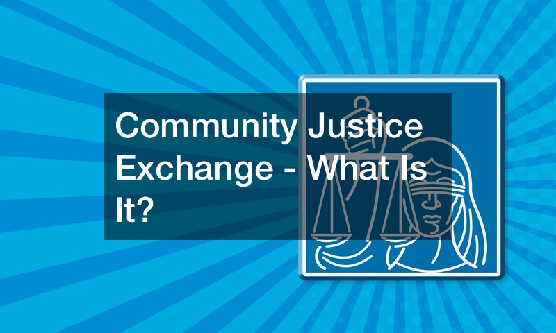 Community Justice Exchange – What Is It?