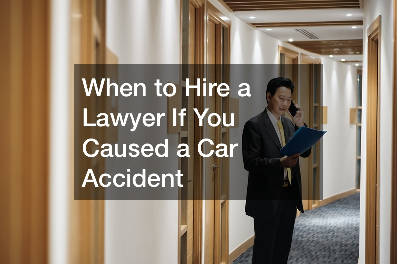 hiring a lawyer for car accident